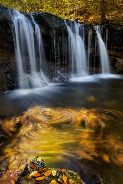 Mystical Falls - Ricketts Glen, PA