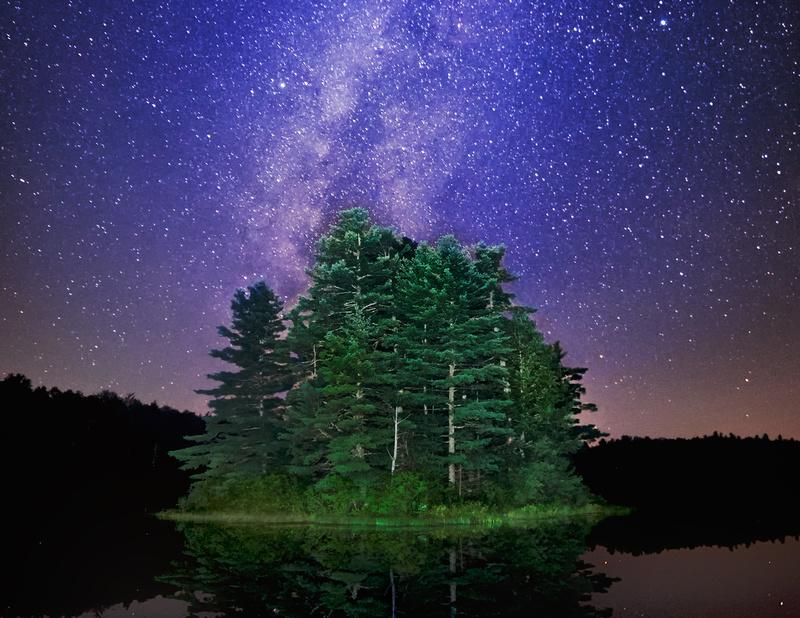 Blueberry Island - Massachusetts
