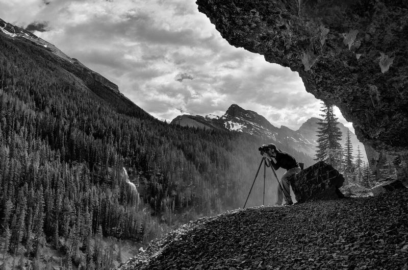 Photographer on the Edge